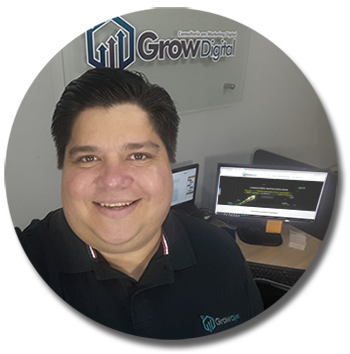 André Paiva - Especialista em Marketing Digital - Grow Digital