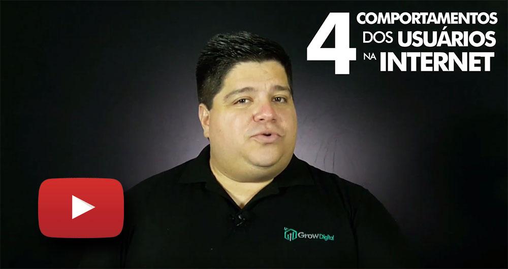 4 Comportamentos dos Usuários na Internet para Vender Mais